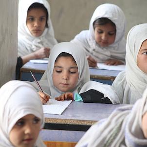 Afghan School 302