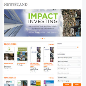 introducing maximpact newsstand
