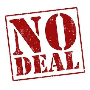 No deal 302