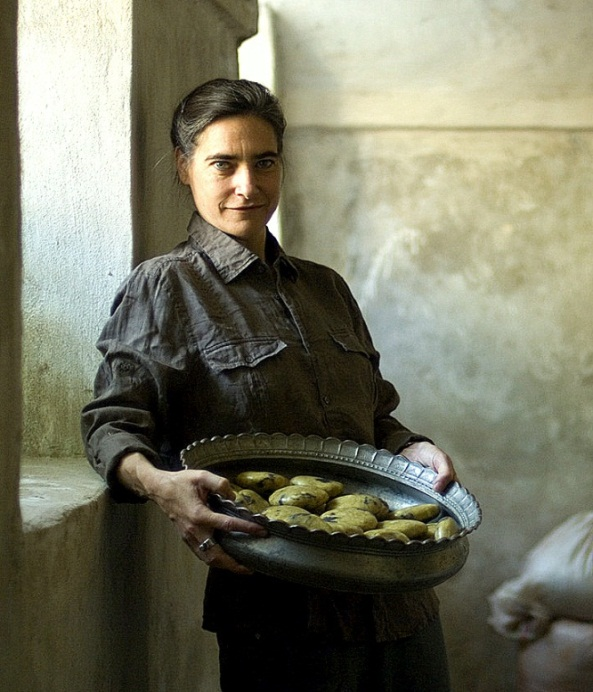 Sarah Chayes founded the social enterprise Arghand in Afghanistan with high hopes.