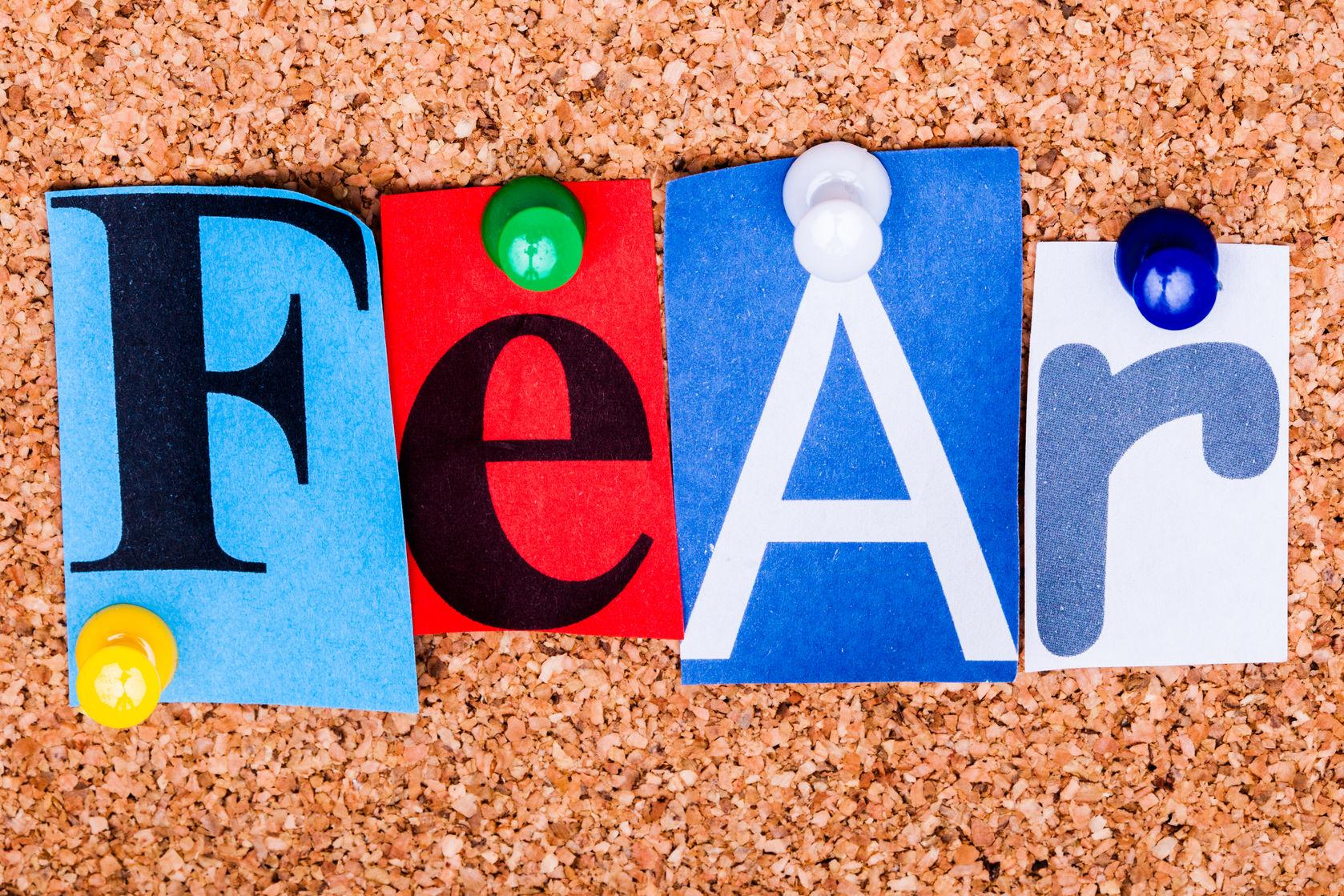 FEAR_Steve Scheier
