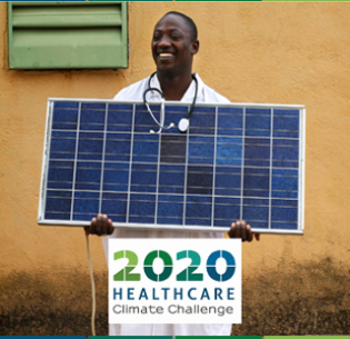 Hundreds of Hospitals Lead the 2020 Health Care Climate Challenge
