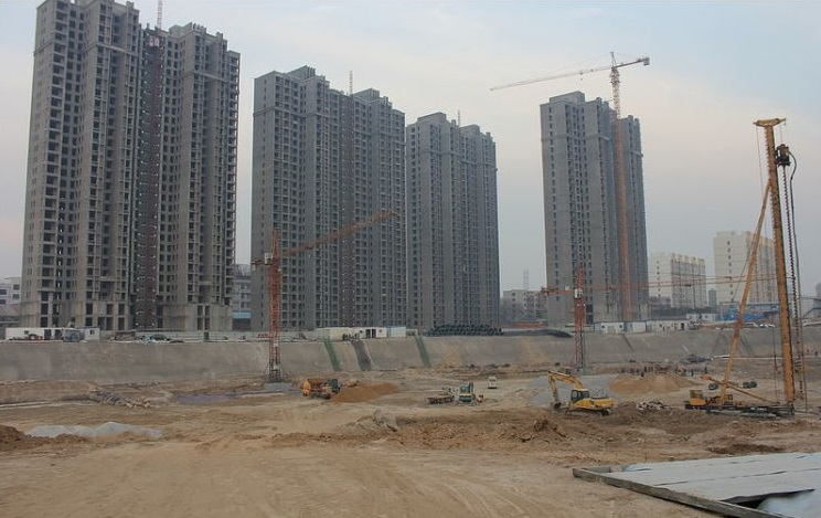 CementApartmentsChina
