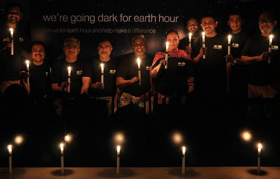 EarthHour2015Karachi