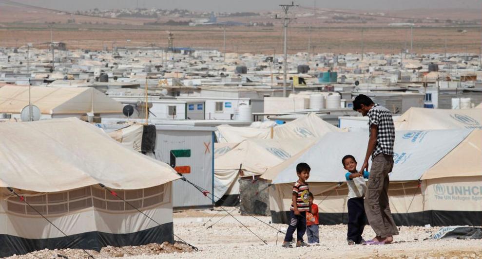 Jordan_Zaatari_Camp
