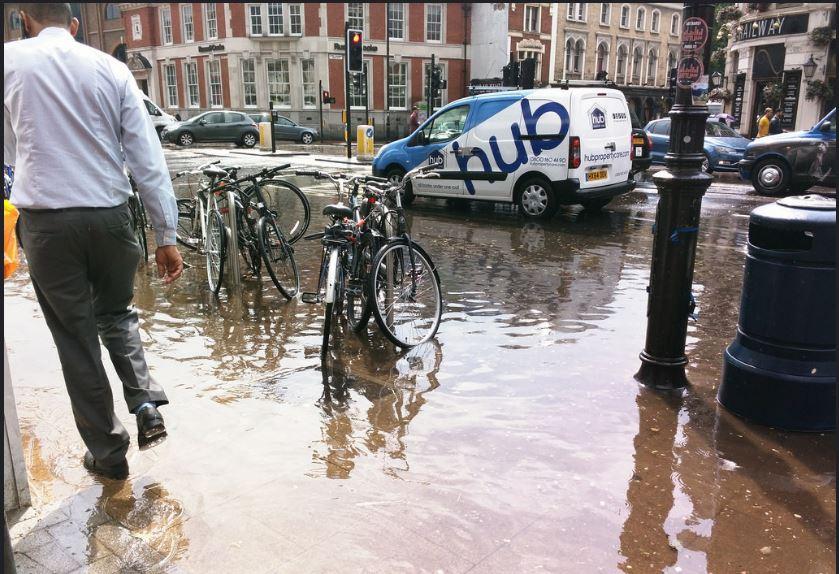FloodingLondon