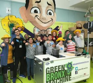 Green Bronx Machine is a grantee of CECP member Newman's Own Foundation. Originally an after-school, alternative program for high school students, Green Bronx Machine has evolved into K-12+ model integrated into core curriculum. Students grow, eat and love their vegetables en route to spectacular academic performance.