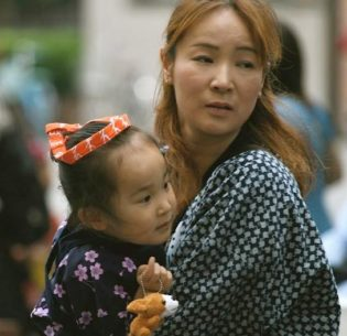 JapaneseMotherChild