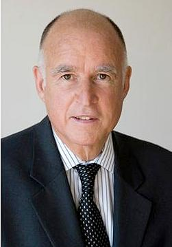California Governor Jerry Brown 2017 (Photo courtesy Office of the Governor) Public domain