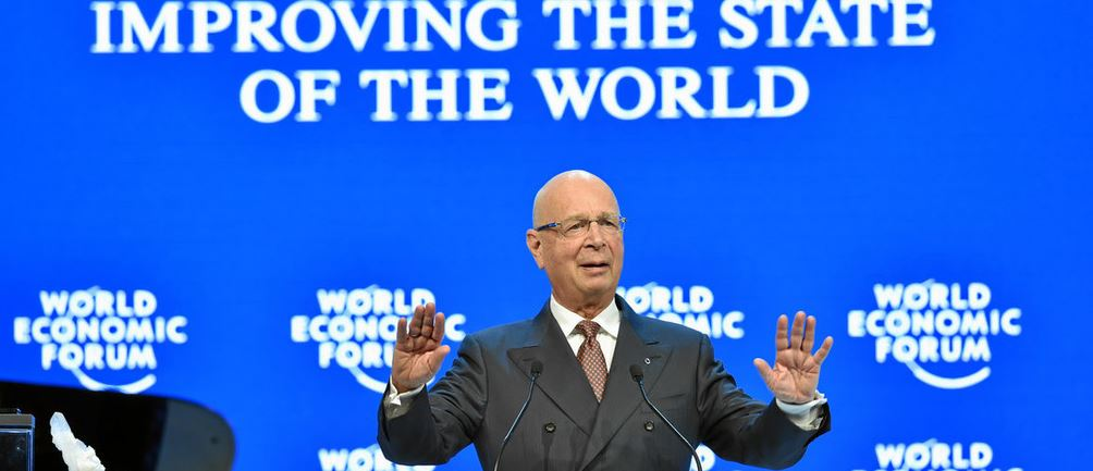 Professor Klaus Schwab, Founder and Executive Chairman of the World Economic Forum (Photo by Michael Buholzer courtesy World Economic Forum)