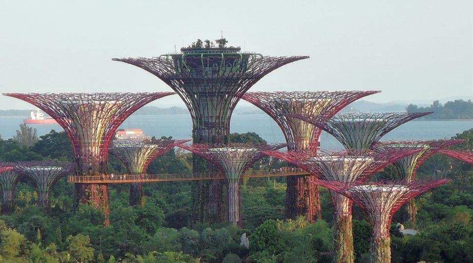 SingaporeSuperTrees