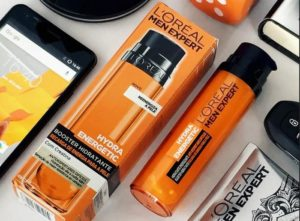L'Oreal products get sustainable packaging treatment, April 30, 2017. (Photo by Maria Martinez Dukan) Creative Commons license via Flickr.