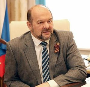 Arkhangelsk Oblast Governor Igor Orlov (Photo courtesy The Kremlin)