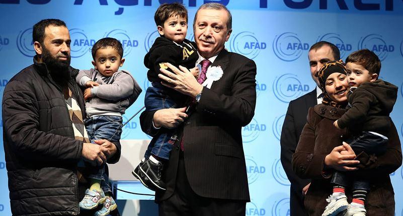 ErdoganWithRefugees