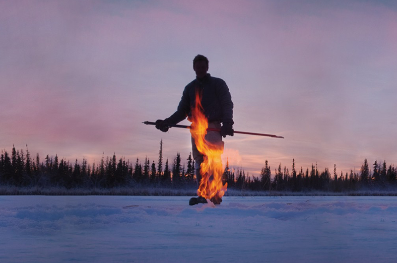 Maximpact blog - Ice on Fire film