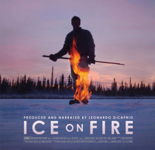 Ice on Fire film cover