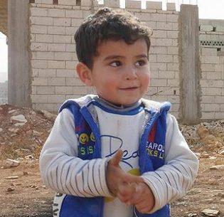 SyrianRefugeeBoyLebanon