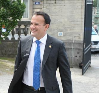Irish Prime Minister and Chair of the new Commission for Urgent Action on Energy Efficiency Leo Varadkar attends the European People's Party Summit in Brussels, Belgium, June 30, 2019 (Photo courtesy EPP) Creative Commons License via Flickr