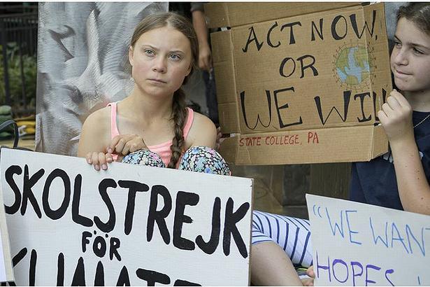 ThunbergUNProtest