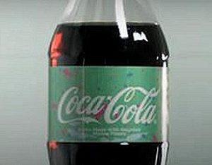 Coca-ColaGreenLabel