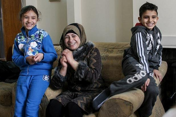SyrianMotherChildrenNI