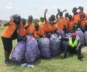 WorldCleanupDayLagos