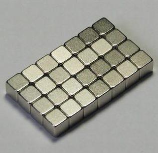 Magnetcubes