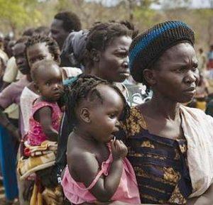 SudaneseRefugeeWomen