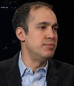 Kaveh Madani of Iran is an environmental scientist, educator, and activist, working on complex human-natural systems at the interface of science, policy, and society. (Screengrab from Yale University interview with Kaveh Madani, March 2020) Posted for media use
